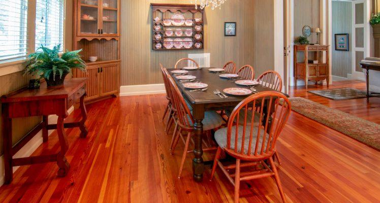 Farmhouse dining room_9831